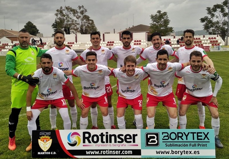 Crónica Martos CD 0-0 Berja CF