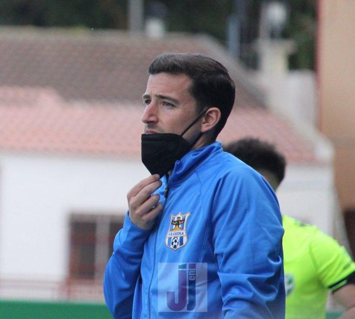 Rafa Perales regresa al banquillo del Baeza CF