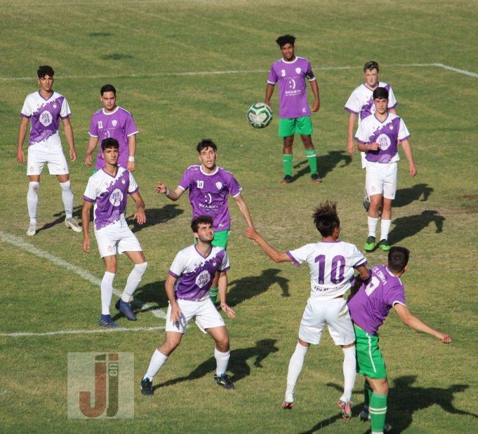 Crónica Real Jaén juvenil 4-1 CD Conejito