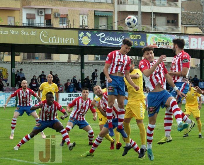 Crónica UDC Torredonjimeno 1-1 Vélez CF