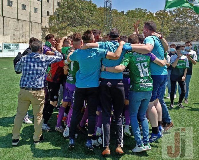 Crónica At Mancha Real 1-0 Antequera CF. Ascenso At Mancha Real