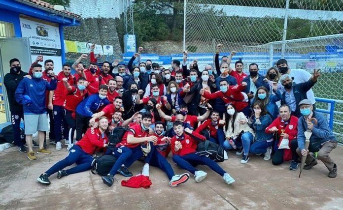 Ascenso a división honor Iliturgi CF