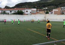 Resumen jornada Copa Subdelegada fase grupos Jaén