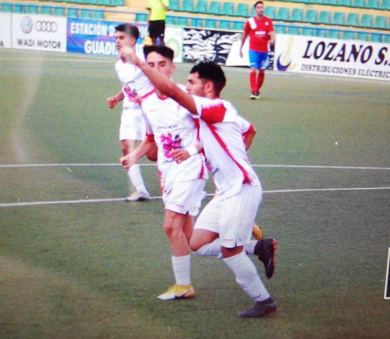 Crónica Guadix CF 3-2 Baeza CF