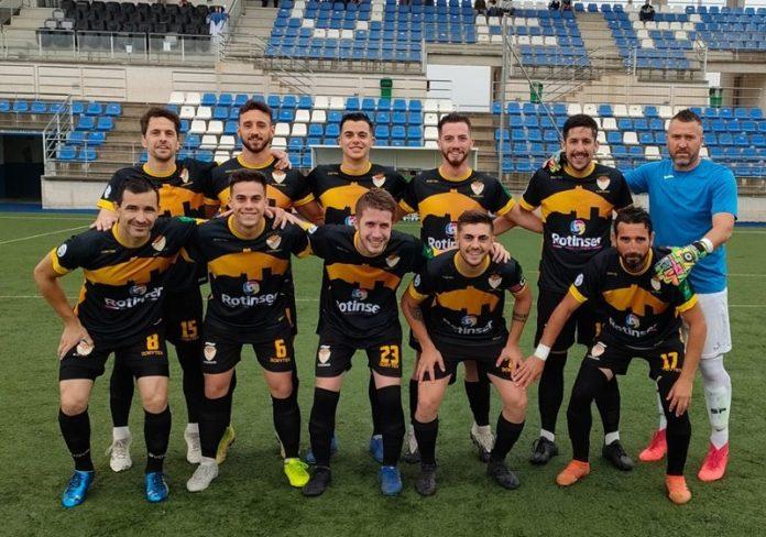 Resumen jornada División de Honor Martos CD Baeza CF CD Villanueva