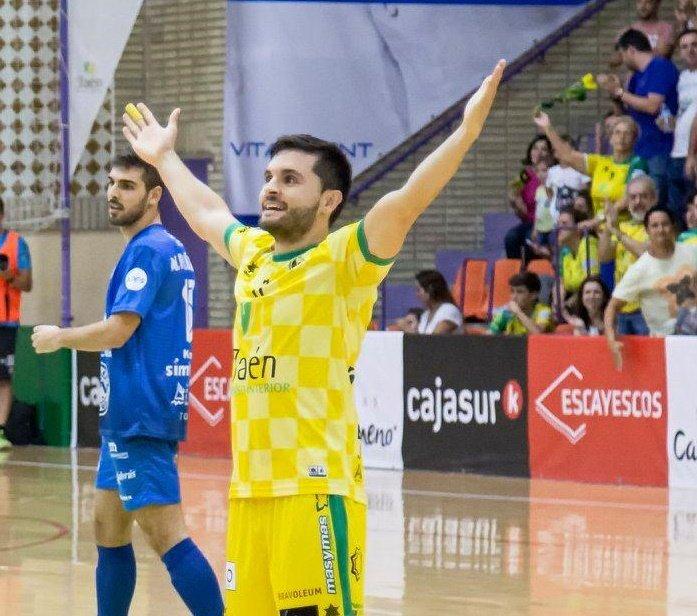 Dani Martín vuelve a Jaén FS