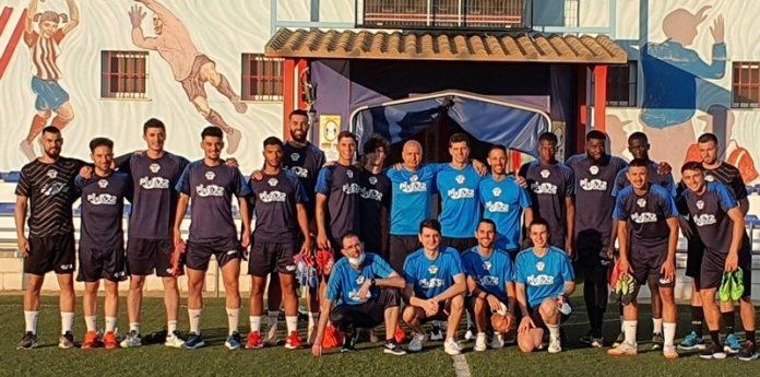 El Atlético Porcuna ha comenzado los entrenamientos para la temporada 2021-22