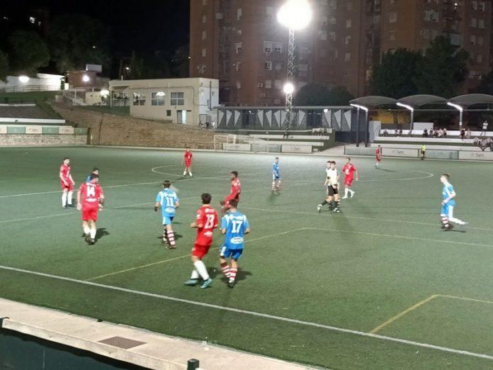 Crónica At Jaén 0-2 UDC Torredonjimeno