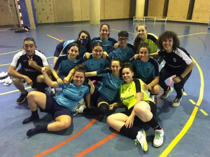 Avanza Futsal femenino ha conseguido el ascenso