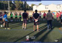 El Iliturgi CF 2016 ha comenzado sus entrenamientos