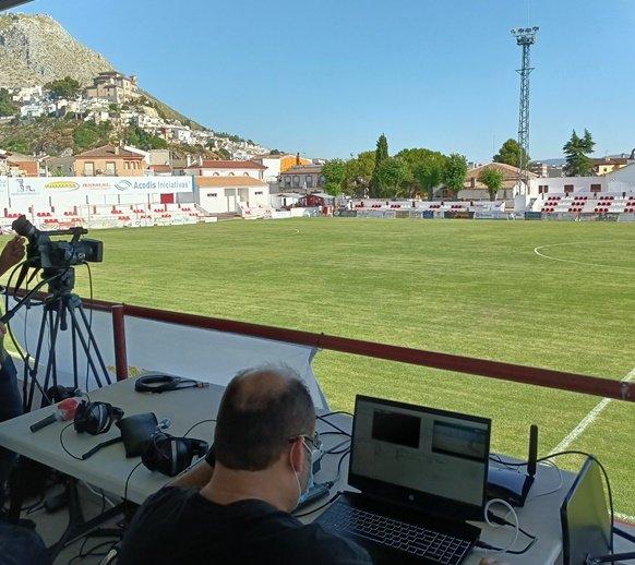 Jaén en Juego retransmite tres partidos Copa Provincial