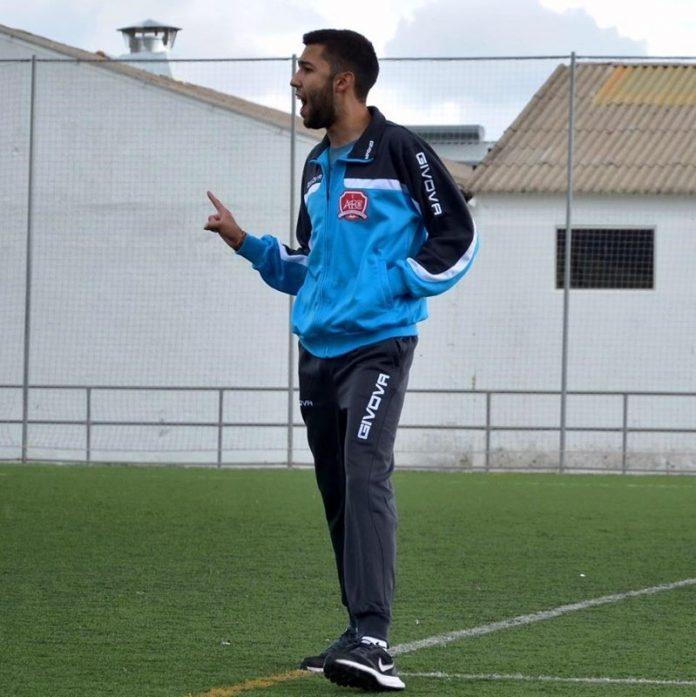 Paco Martín entrena al CD Alcalá Enjoy de Liga Nacional Juvenil