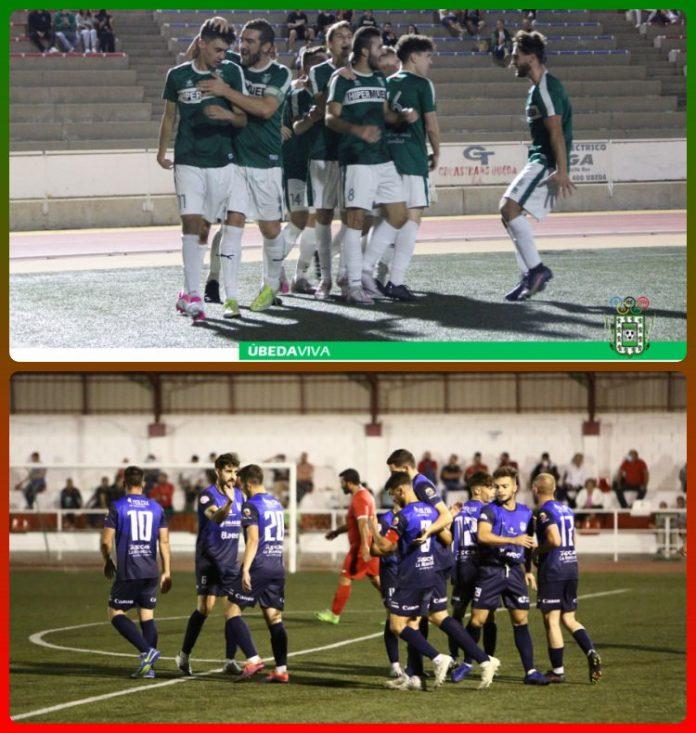 CD Úbeda Viva y CD Torreperogil, finalistas de la Copa Presidente Diputación