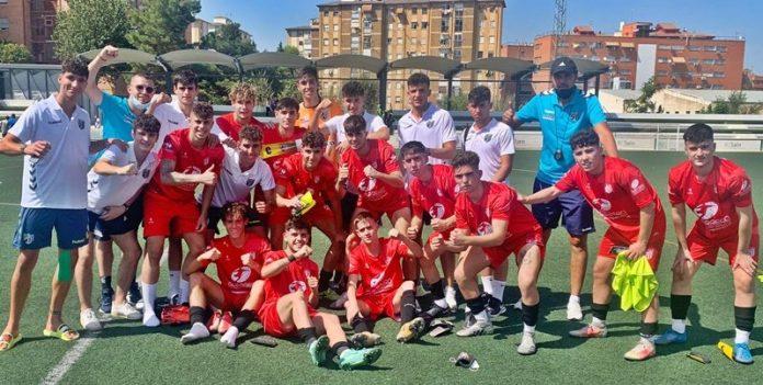 Crónica Atlético Jaén Juvenil 2-0 Sporting Atlético Ceuta