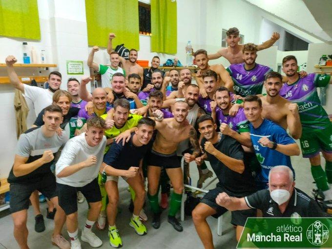 Crónica At Mancha Real 2-0 Calvo Sotelo Puertollano