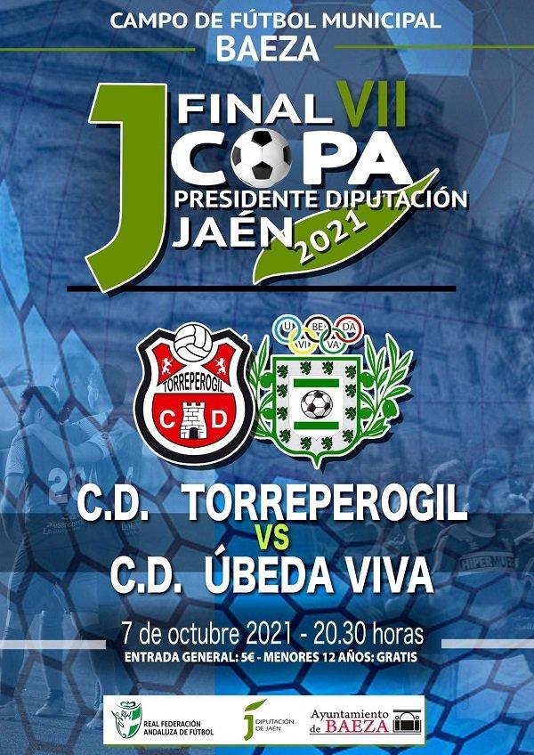 Final de la Copa Presidente Diputación