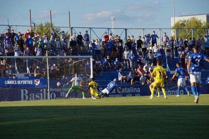 Crónica Linares Deportivo 1-2 UCAM Murcia