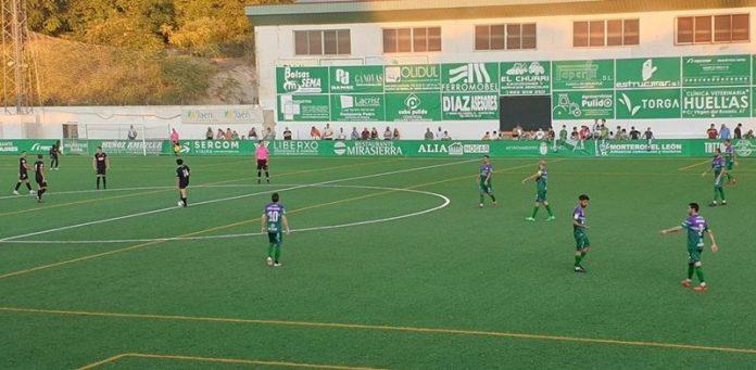 Crónica At Mancha Real 2-0 CD Toledo