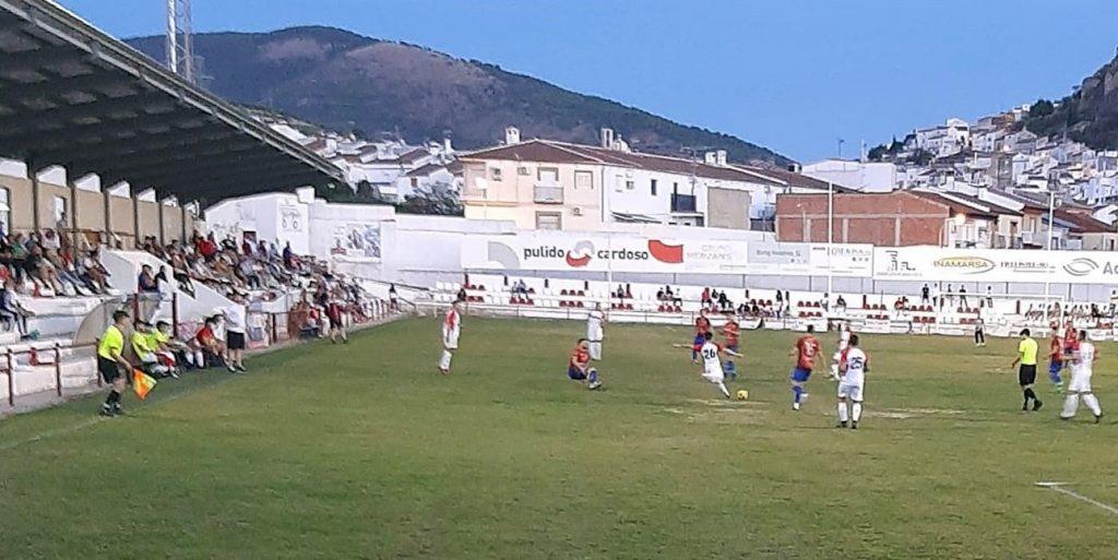 Resumen jornada grupo uno Primera Andaluza Jaén