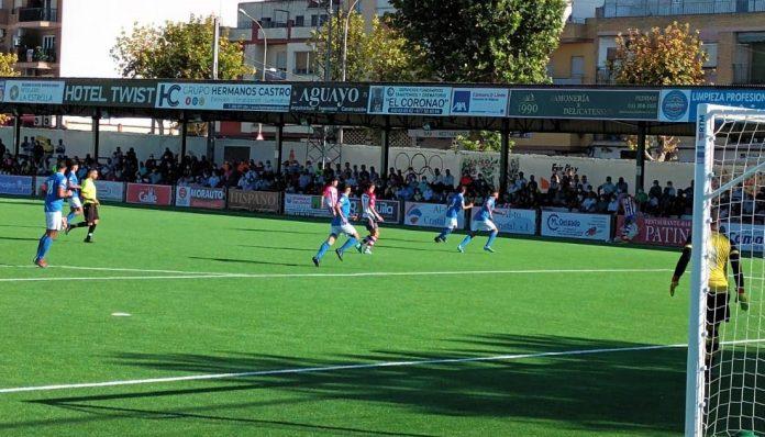 Crónica UDC Torredonjimeno 1-0 CD Intergym Melilla