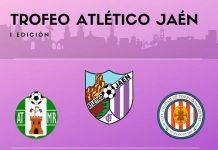 Cartel Trofeo Atlético Jaén