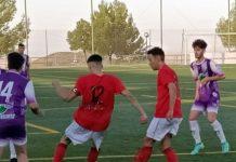 Resumen jornada cuatro Segunda Andaluza juvenil