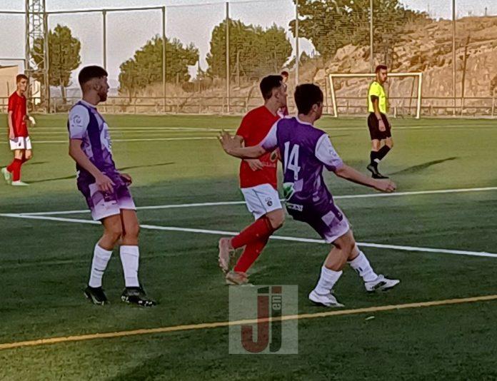 Crónica CD Escuela de Fúbol Internacional Jaén 3-1 At Jaén