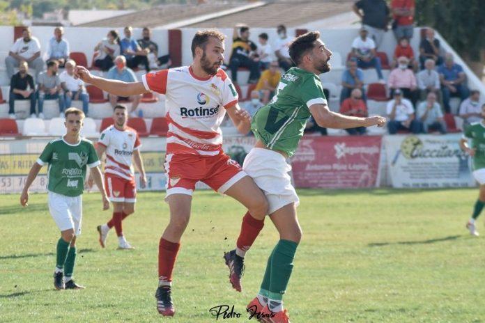 Resumen jornada Primera Andaluza grupo uno