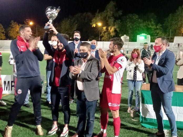Crónica final Copa Presidente Diputación CD Torreperogil 2-0 CD Úbeda Viva