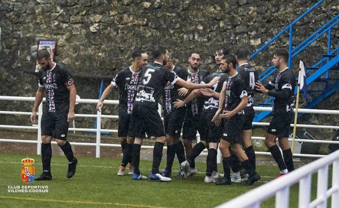Resumen jornada tres grupo dos Primera Andaluza Jaén